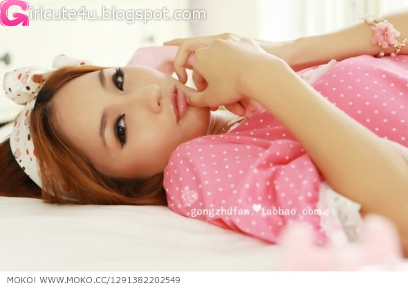1 Huang Qiaoying - Home service-very cute asian girl-girlcute4u.blogspot.com