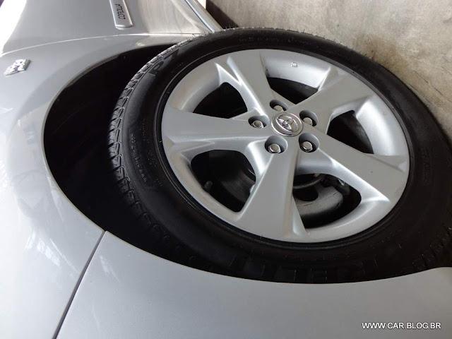 Corolla XEi 2013 2.0 Flex Automático - rodas
