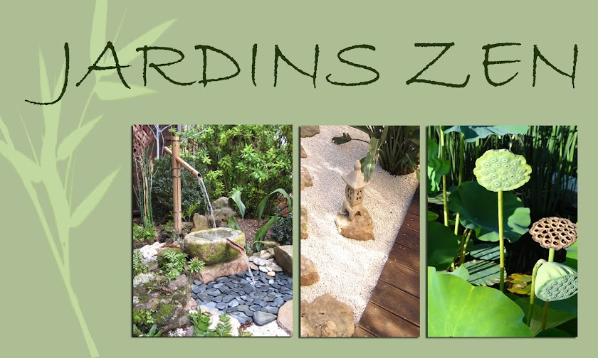 Cr ation de jardins m diterrann ens d 39 inspiration japonaise for Creation jardin zen