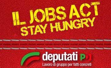 jobs act, Renzi, satira