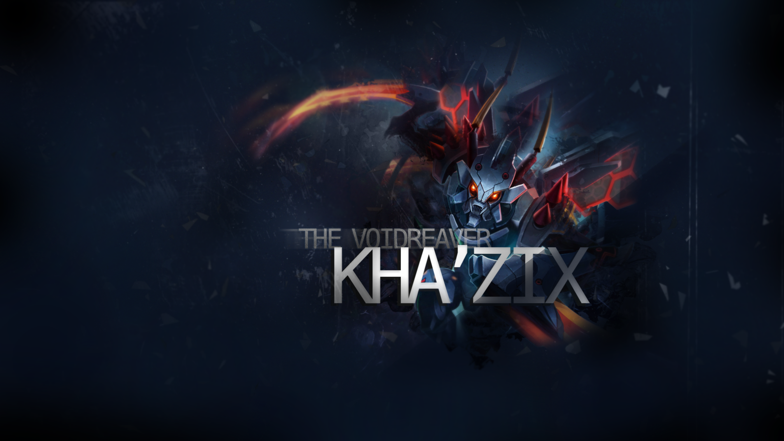 KhaZix League of Legends Wallpaper