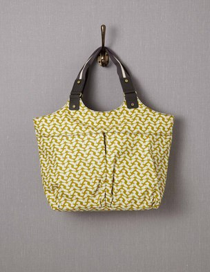 My superfluities boden catch of the day catch all for Boden yellow bag