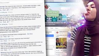 Isu vape: Facebook Kementerian Kesihatan 'diserang'