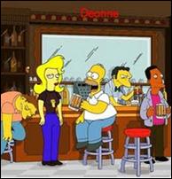 O voluntario da luz a verdade sobre os simpsons - Homer simpson nu ...