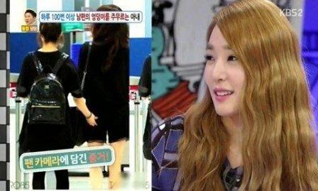 Wah, Sunny SNSD Hobi Pegang Pantat !