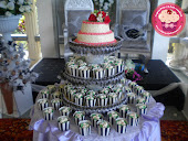 Wedding Cakes n Cupcakes Tower