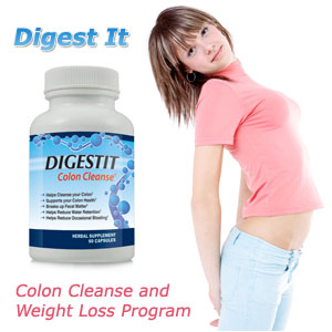 Digest It Colon Cleanse