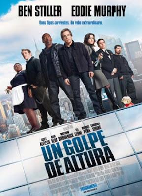 trailer un golpe de altura con ben stiller y eddie murphy Un Golpe de Altura (2011) Español Latino