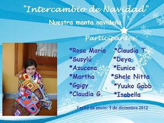 INTER MANTA NAVIDEÑA 2012¡¡¡¡