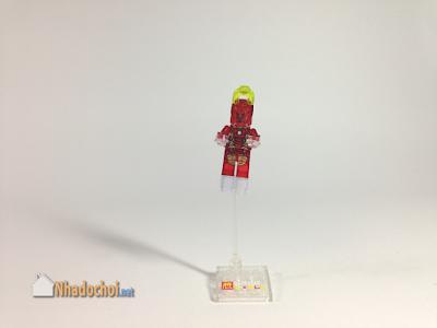 Lego giả mô hình siêu anh hùng Iron Man