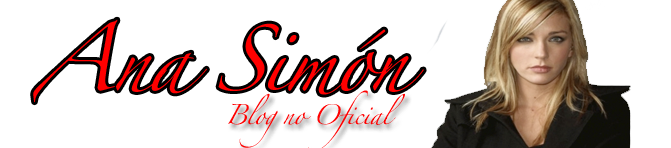 ANA SIMÓN Blog no Oficial!