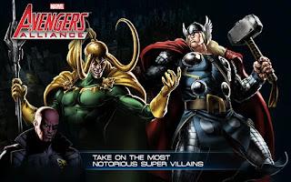 Game Avengers Alliance Terbaru 2015