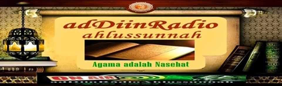 adDiin Radio Ahlussunnah