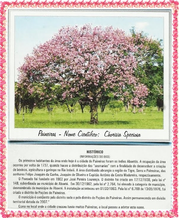 PAINEIRAS-MINHA CIDADE