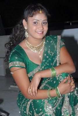 amrutha valli in saree photo gallery