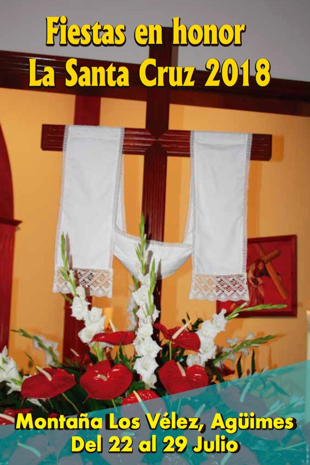 Fiestas de La Santa Cruz 2018
