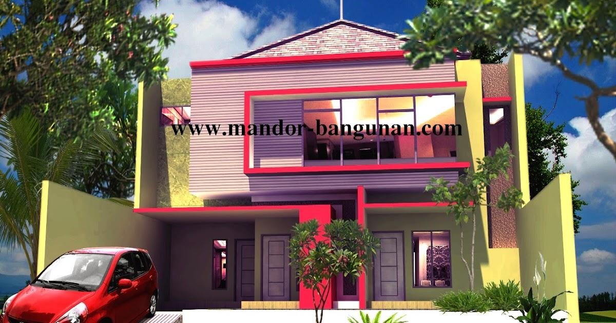 gambar rumah minimalis 3 dimensi