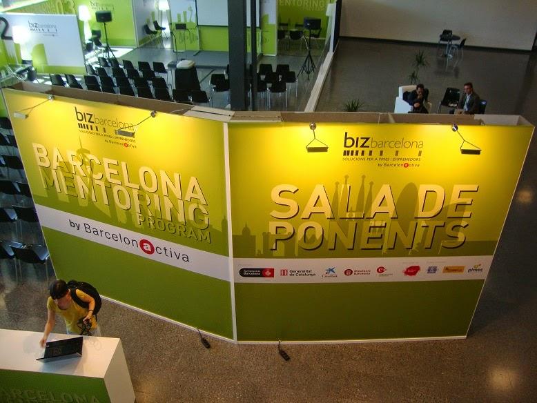 El salón de emprendedores BizBarcelona cierra con más de 12 mil visitantes