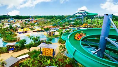 rekreasi waterpark di jakarta