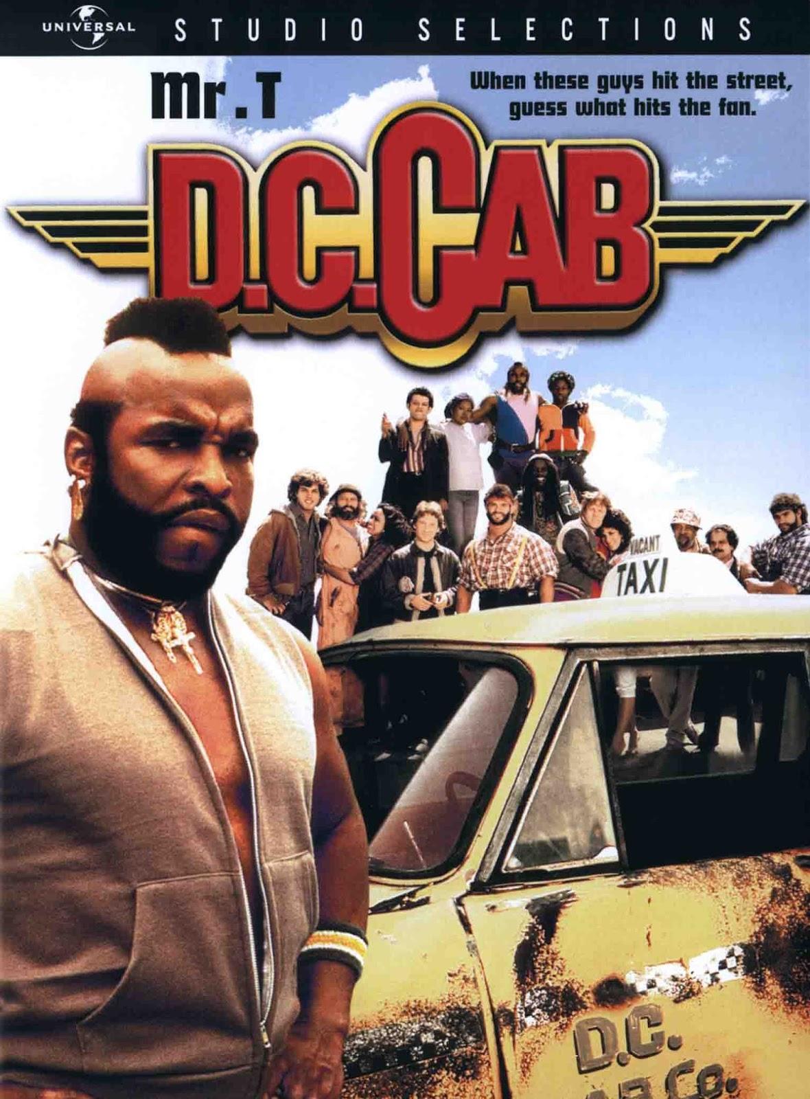 D.C. Cab Taxi Especial Torrent - Blu-ray Rip 1080p Dual Áudio (1983)