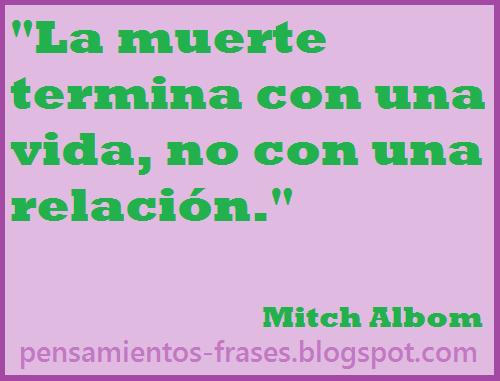 frases de Mitch Albom