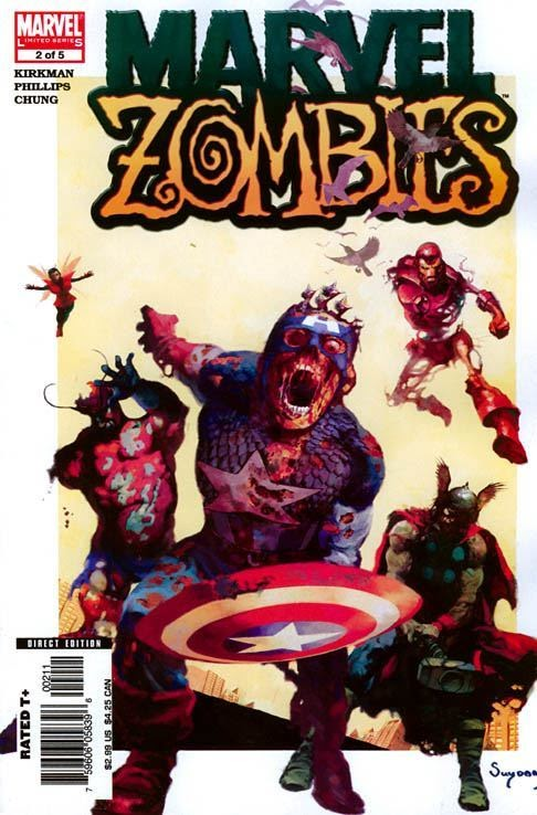 'Marvel Zombies'