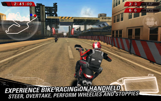 Ducati Challenge - Game Balap Motor Android