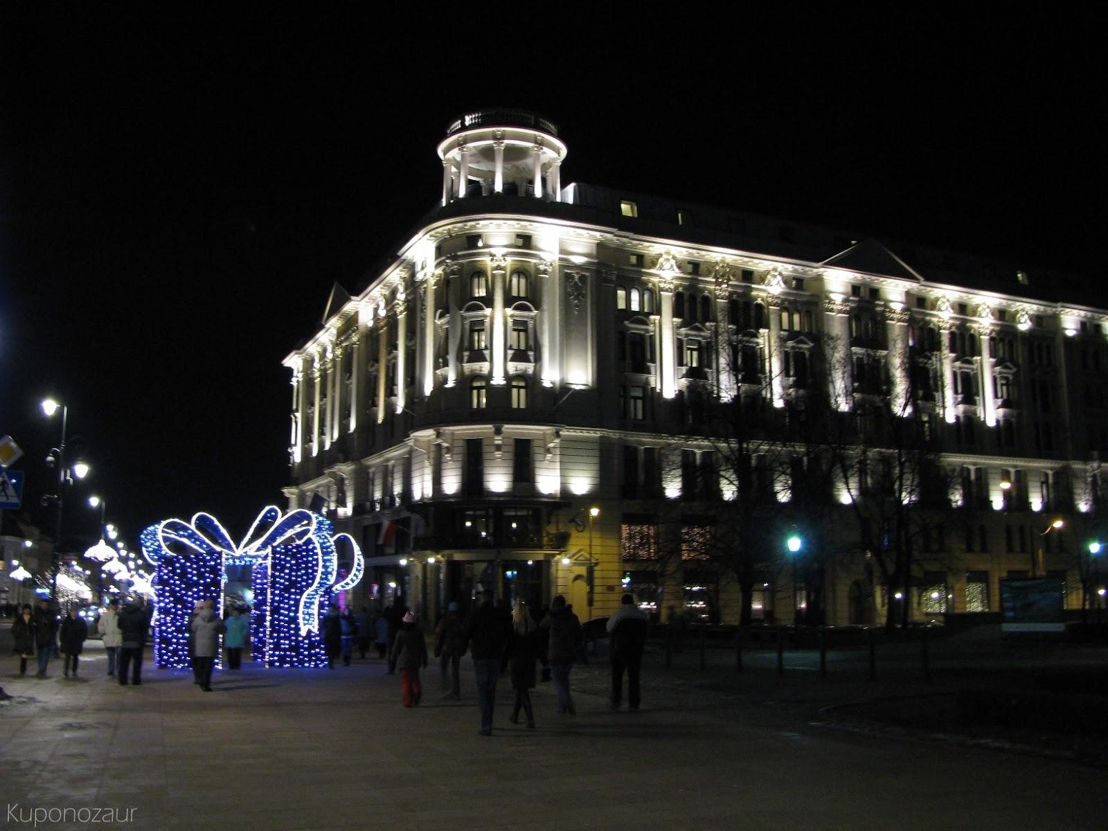 InterContinental Warszawa  Hotel Bristol