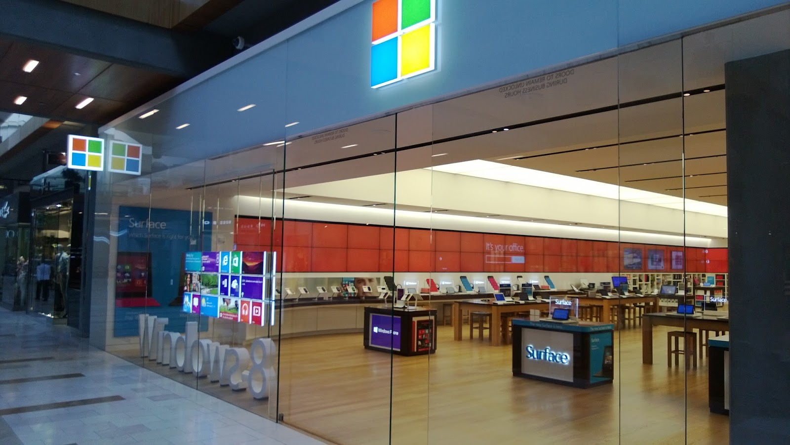 Image Gallery Microsoft Storefront
