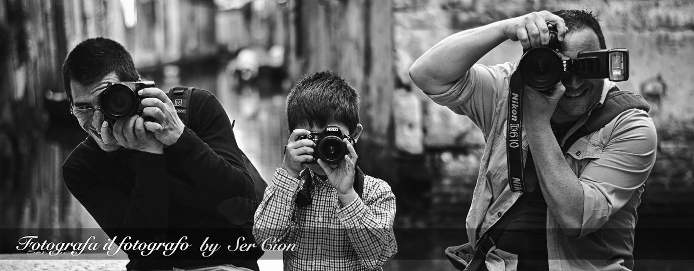 Fotografa il Fotografo