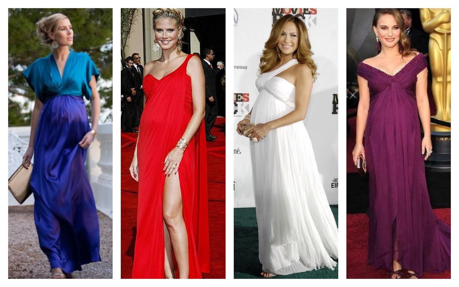 Vestidos de fiesta embarazadas online