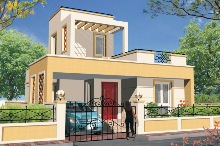 Modelos de casas dise os de casas y fachadas modelos de for Fotos fachadas de casas sencillas y bonitas