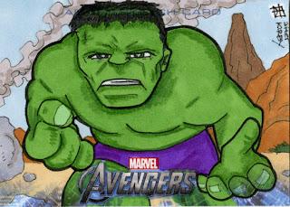 hulk, avengers, j(ay)
