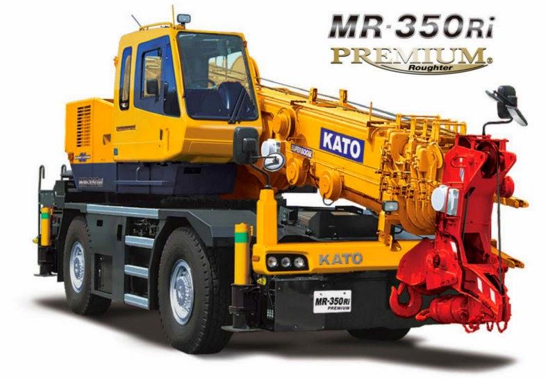 Rough Terrain Crane Wikipedia : Kato mr ri premium krm h iii rough terrain crane