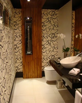 decoracao banheiro contemporaneo