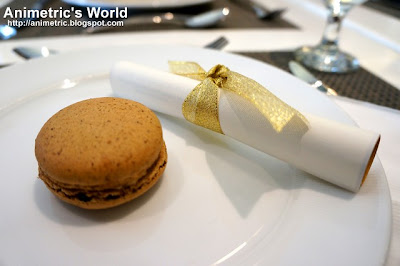 Foie Gras Macaron at The Cake Club