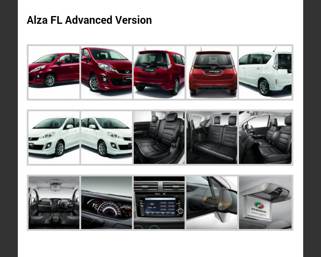 Alza Advance Version 2014