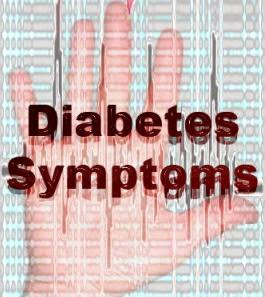 Symptoms Diabetes