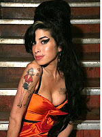 Amy Winehouse: a diva de uma alma perturbada.