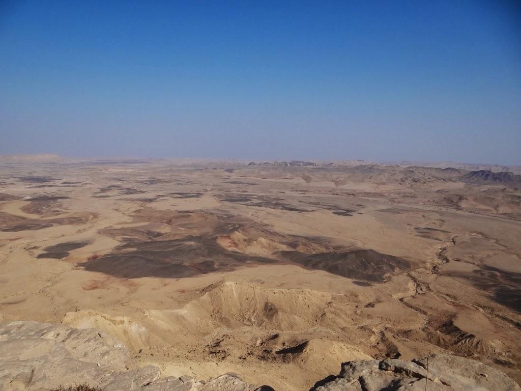 Pustynia Negev - Izrael