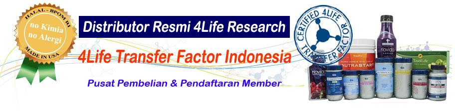Agen 4Life Transfer Factor Seluruh Indonesia