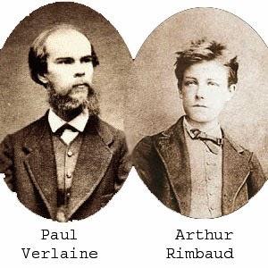 Paul Verlaine & Arthur Rimbaud