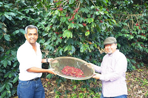 ブラジル・キャラメラードの農園主