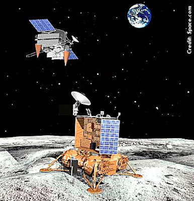 Russian Moon Robots Program Shows Nation's Renewed Interest In Lunar Exploration 4-2-13