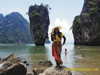 James Bond Island Phuket mulai dikunjungi Wisatawan Lagi