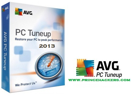 Avg PC Tune Up 2013 With Serial Key Free