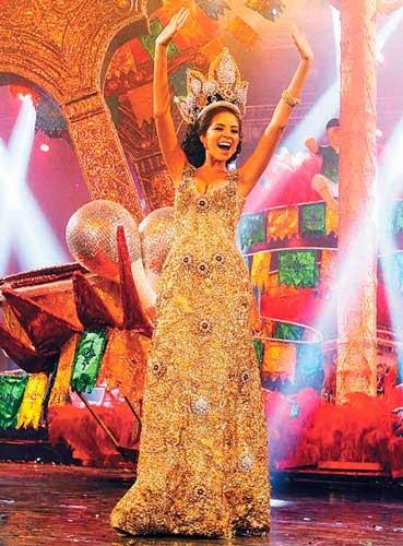 Anabel: La corona es del pueblo