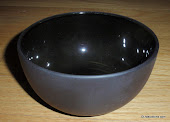 Black Basalt Wedgwood Bowl