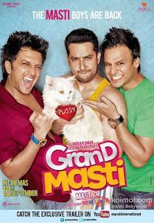 Grand masti wallpaper, Grand Masti Poster