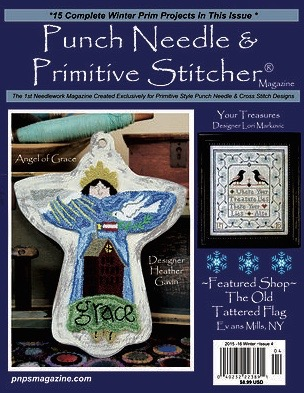 Punch Needle & Primitive Stitcher Magazine
